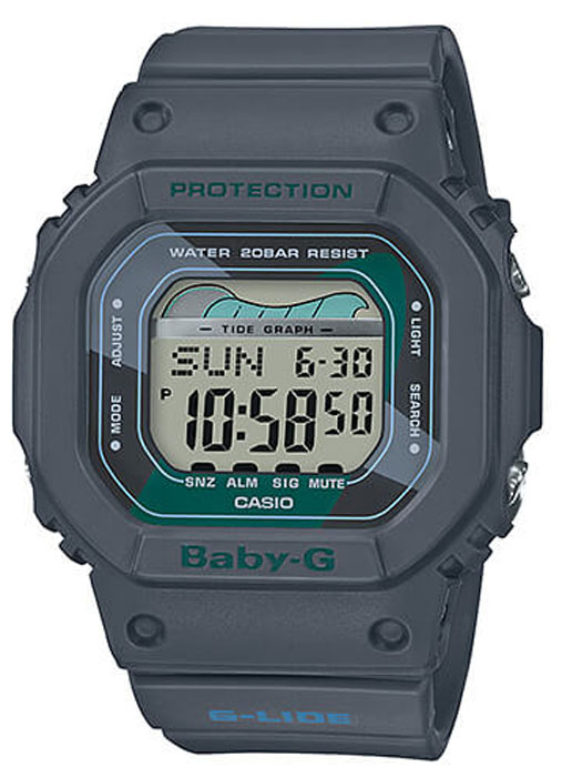 Baby-G BLX-560VH-1ER - zegarek damski
