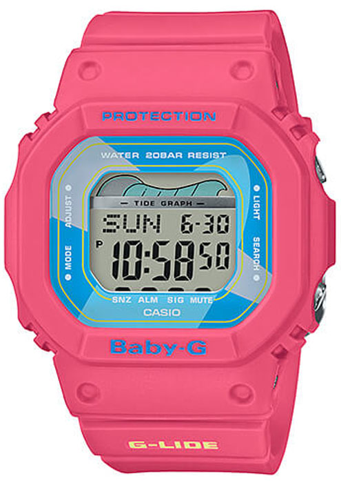 Casio Baby-G BLX-560VH-4ER - zegarek damski