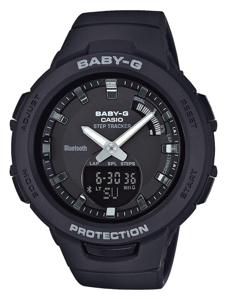 Baby-G BSA-B100-1AER - zegarek damski