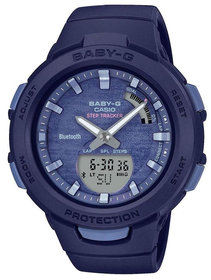 Baby-G BSA-B100AC-2AER - zegarek damski