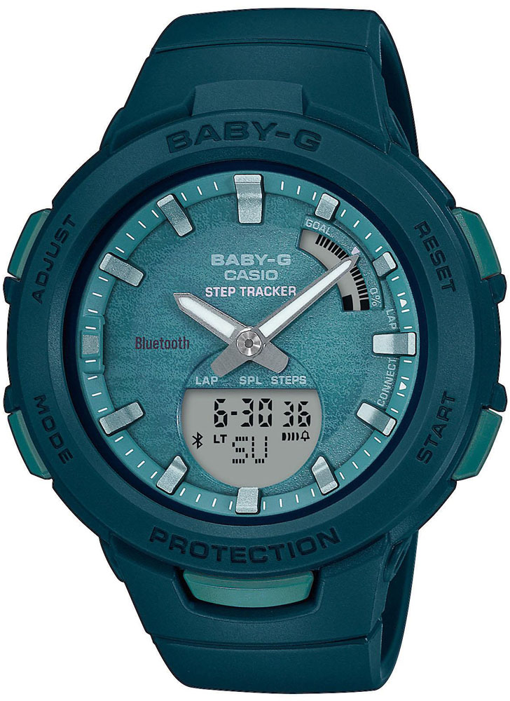 Baby-G BSA-B100AC-3AER - zegarek damski