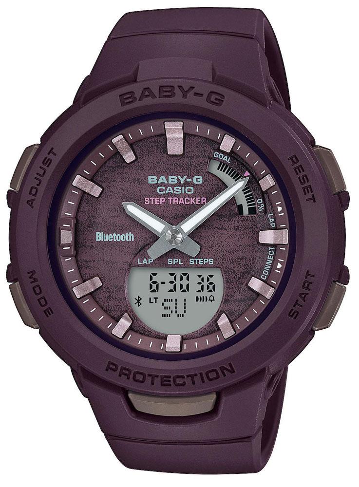 Casio Baby-G BSA-B100AC-5AER - zegarek damski