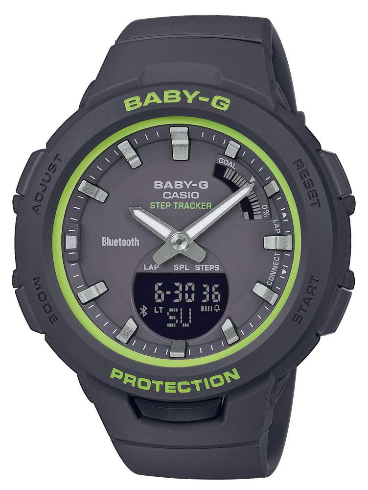 Baby-G BSA-B100SC-1AER - zegarek damski