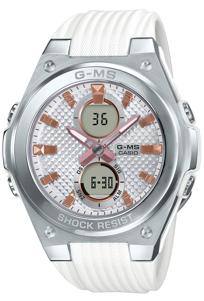 Baby-G MSG-C100-7AER - zegarek damski