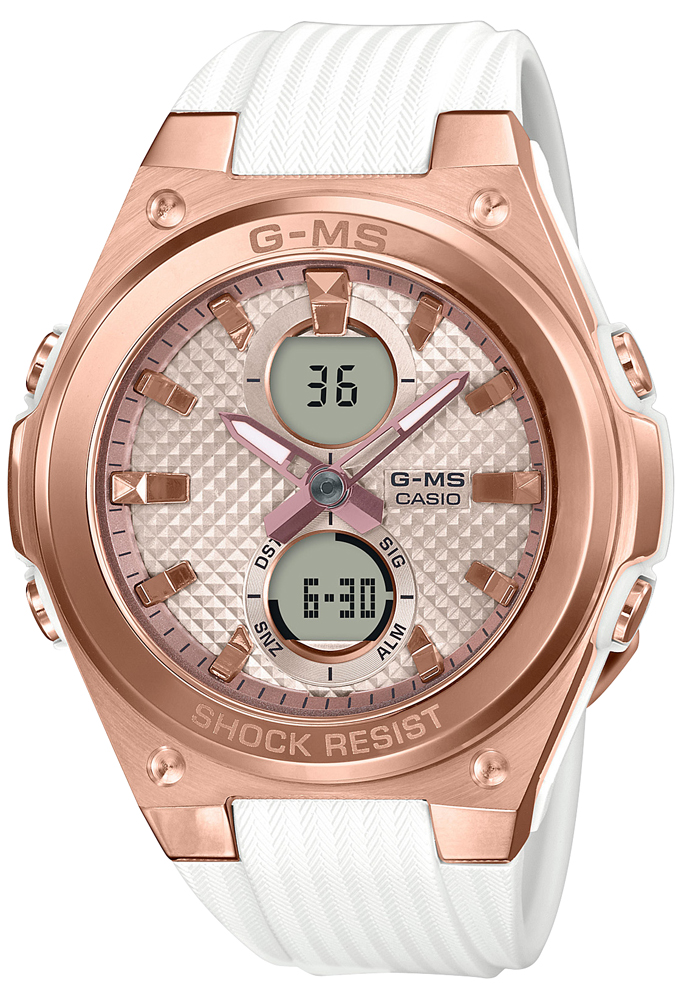 Baby-G MSG-C100G-7AER - zegarek damski