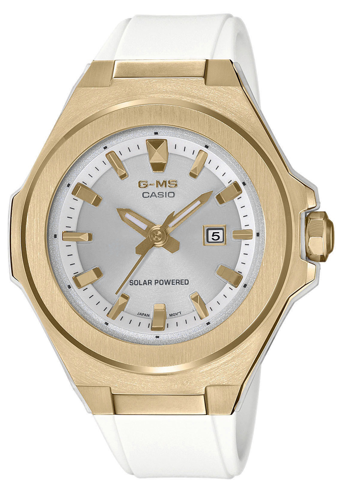Baby-G MSG-S500G-7AER - zegarek damski
