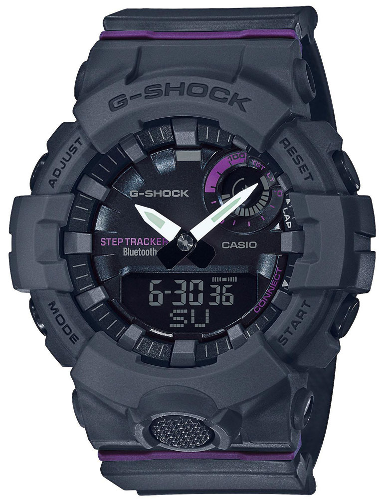 G-SHOCK GMA-B800-8AER - zegarek damski