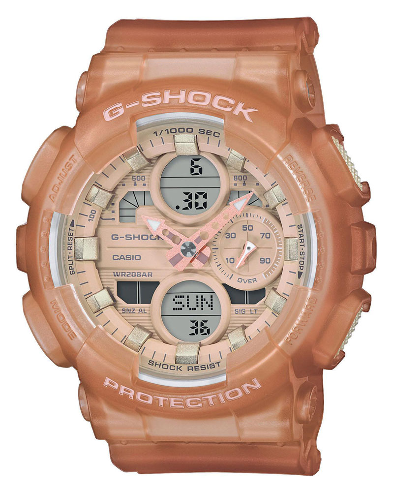 G-SHOCK GMA-S140NC-5A1ER - zegarek damski