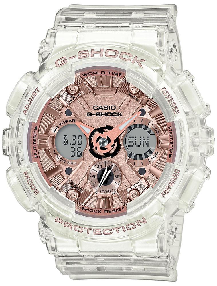G-SHOCK GMA-S120SR-7AER - zegarek damski