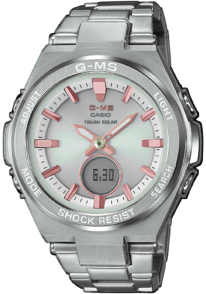 Baby-G MSG-S200D-7AER - zegarek damski