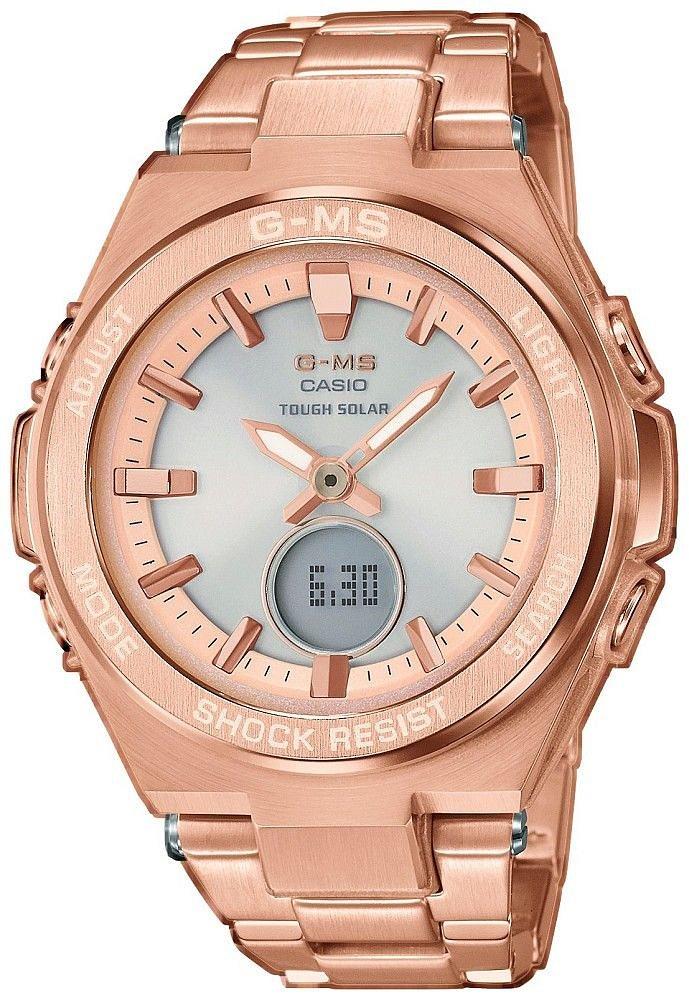 Baby-G MSG-S200DG-4AER - zegarek damski