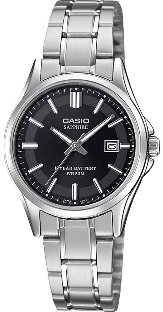 Casio LTS-100D-1AVEF - zegarek damski