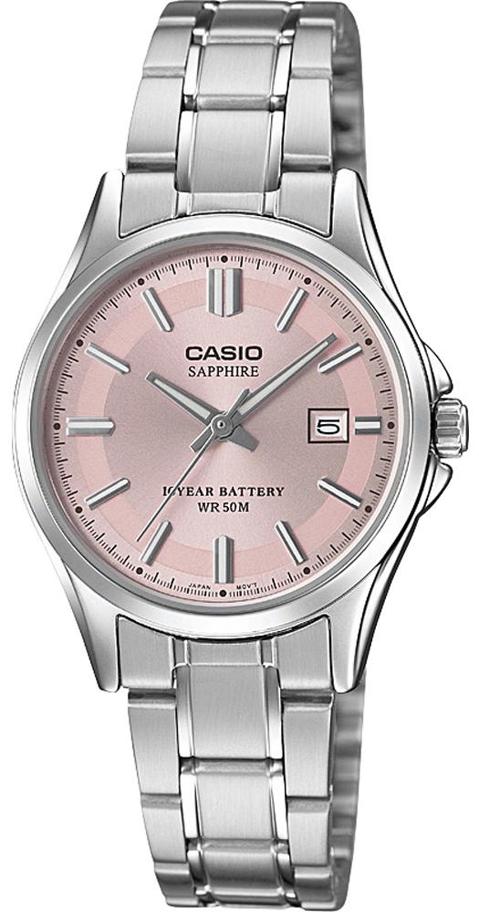 Casio LTS-100D-4AVEF - zegarek damski