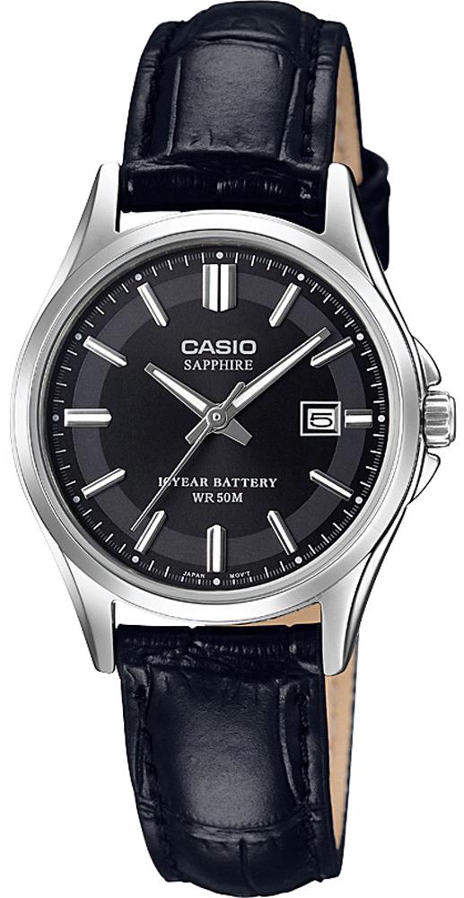 Casio LTS-100L-1AVEF - zegarek damski