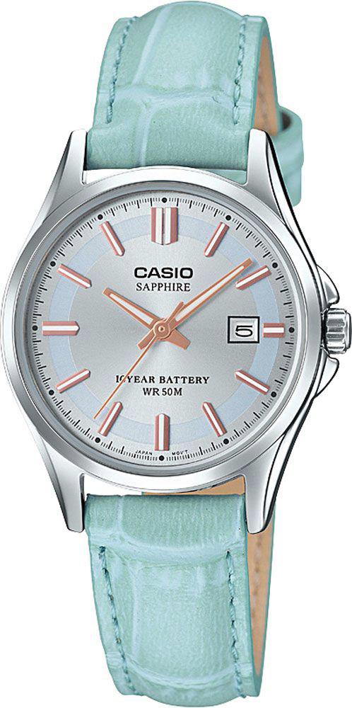 Casio LTS-100L-2AVEF - zegarek damski