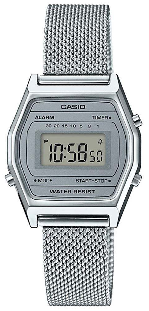 Casio LA690WEM-7EF - zegarek damski