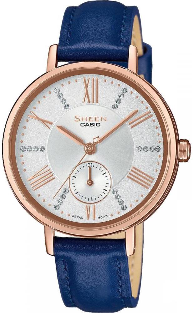 Casio Sheen SHE-3066PGL-7AUEF - zegarek damski
