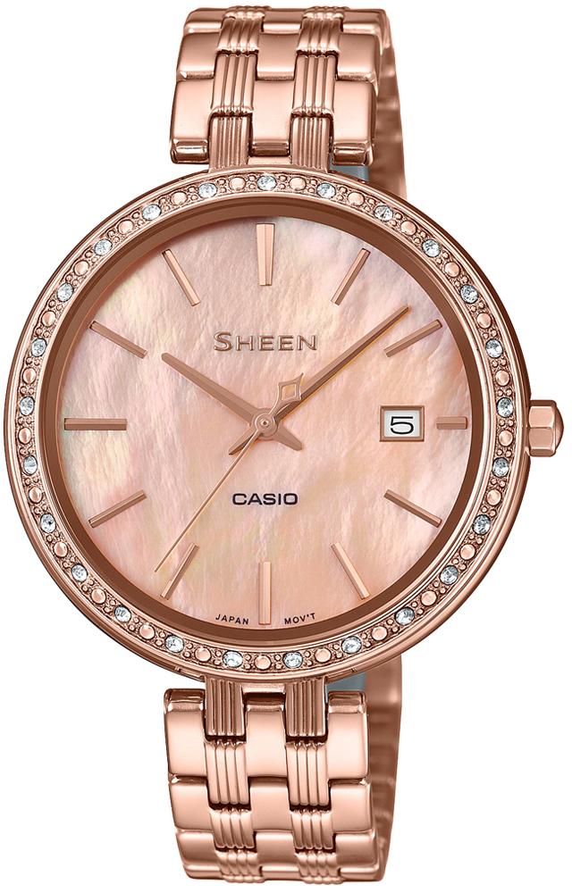 Sheen SHE-4052PG-4AUEF - zegarek damski