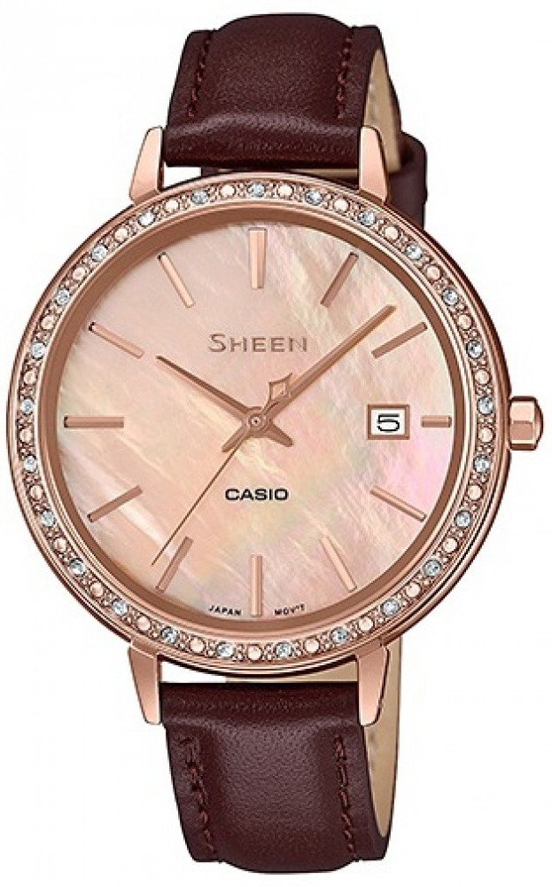 Sheen SHE-4052PGL-4AUEF - zegarek damski
