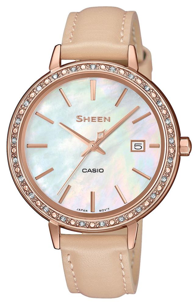 Sheen SHE-4052PGL-7BUEF - zegarek damski