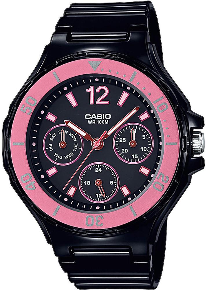 Casio LRW-250H-1A2VEF - zegarek damski