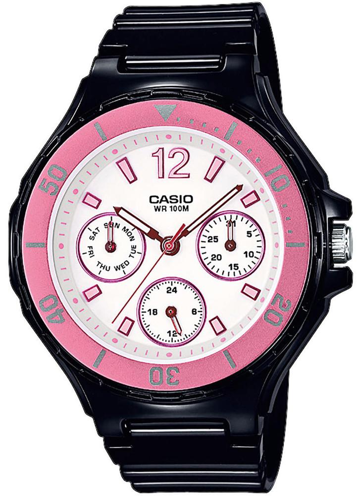 Casio LRW-250H-1A3VEF - zegarek damski