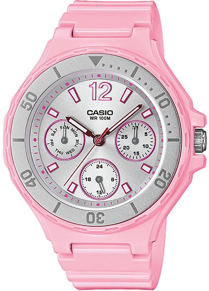Casio LRW-250H-4A2VEF - zegarek damski