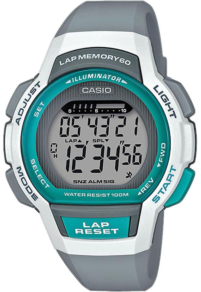 Casio LWS-1000H-8AVEF - zegarek damski