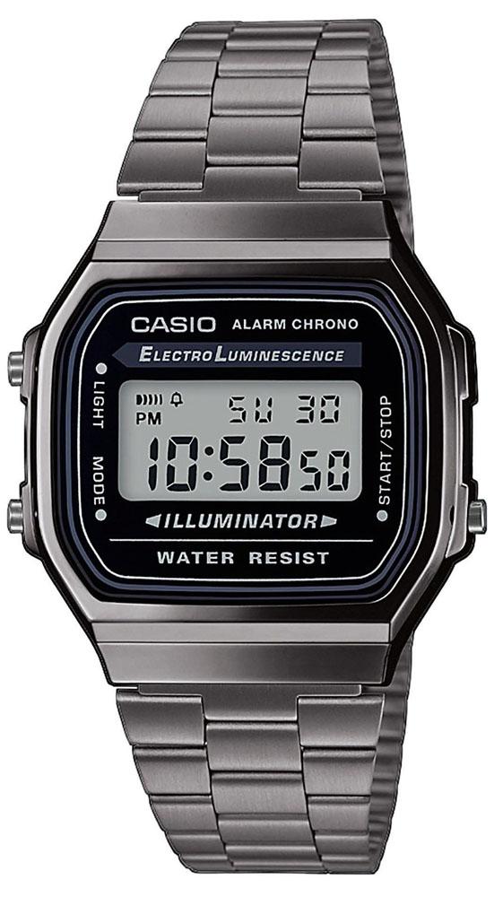 Casio A168WEGG-1AEF - zegarek damski