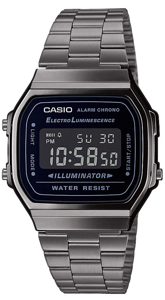 Casio A168WEGG-1BEF - zegarek damski