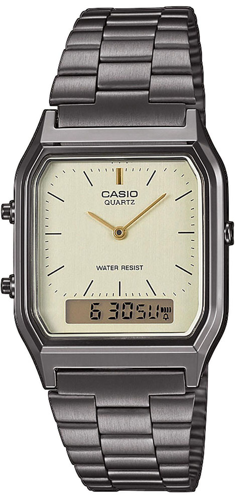Casio Vintage AQ-230EGG-9AEF - zegarek damski