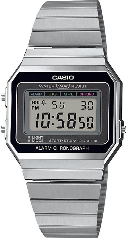 Casio A700WE-1AEF - zegarek damski