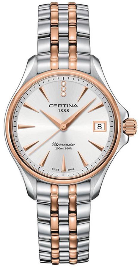 Certina C032.051.22.036.00 - zegarek damski