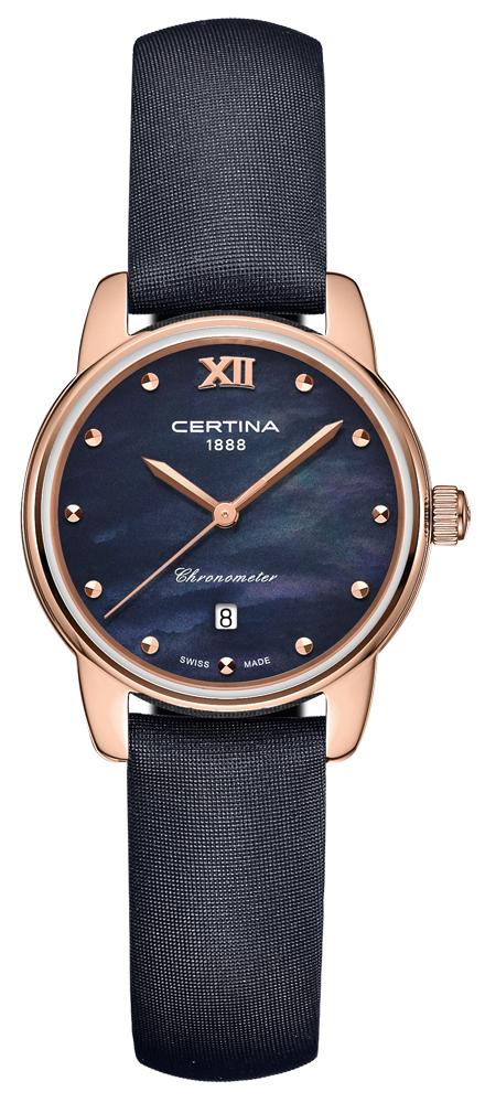 Certina C033.051.36.128.00 - zegarek damski