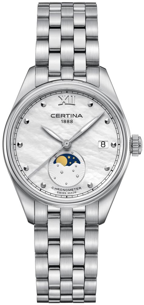 Certina C033.257.11.118.00 - zegarek damski