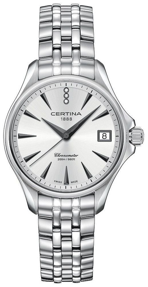Certina C032.051.11.036.00 - zegarek damski