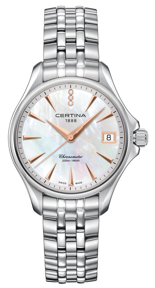 Certina C032.051.11.116.00 - zegarek damski