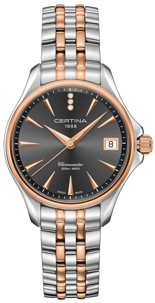 Certina C032.051.22.086.00 - zegarek damski