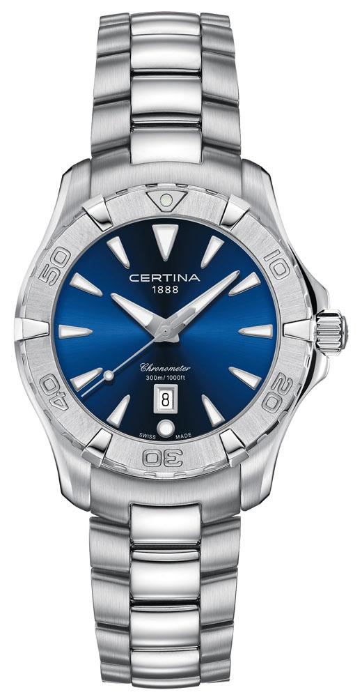 Certina C032.251.11.041.00 - zegarek damski