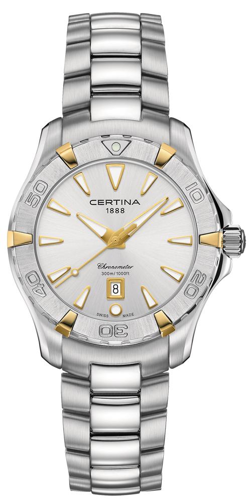 Certina C032.251.21.031.00 - zegarek damski