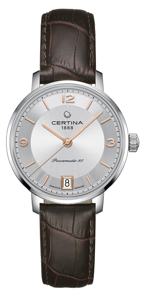 Certina C035.207.16.037.01 - zegarek damski