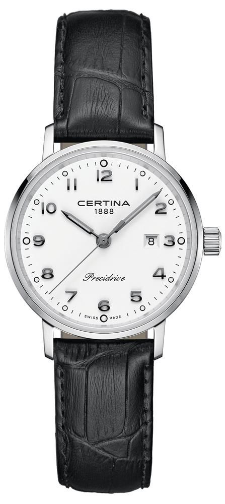 Certina C035.210.16.012.00 - zegarek damski