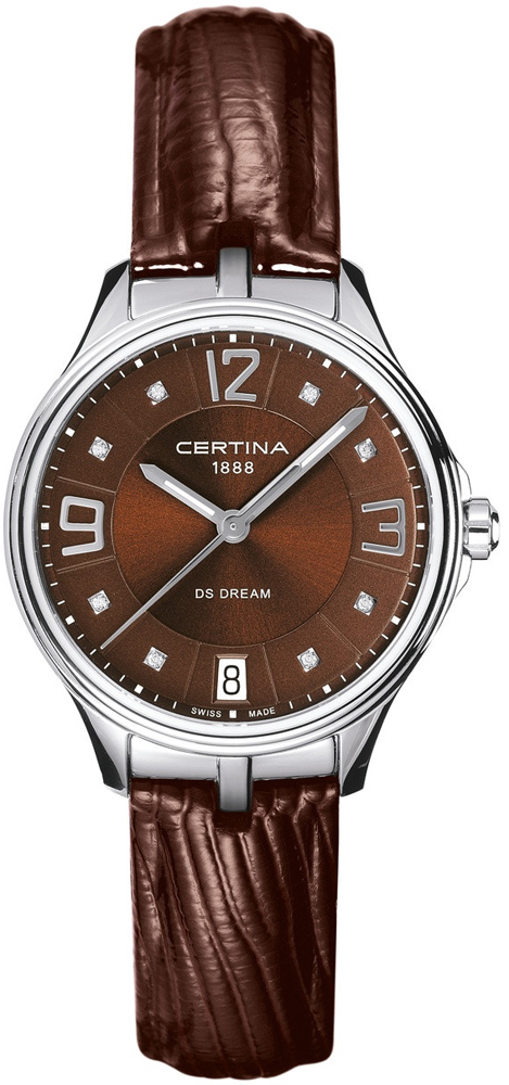 Certina C021.210.16.296.00 - zegarek damski