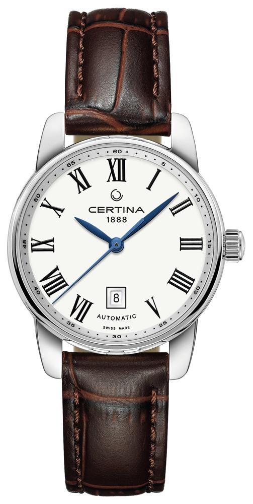 Certina C001.007.16.013.00 - zegarek damski