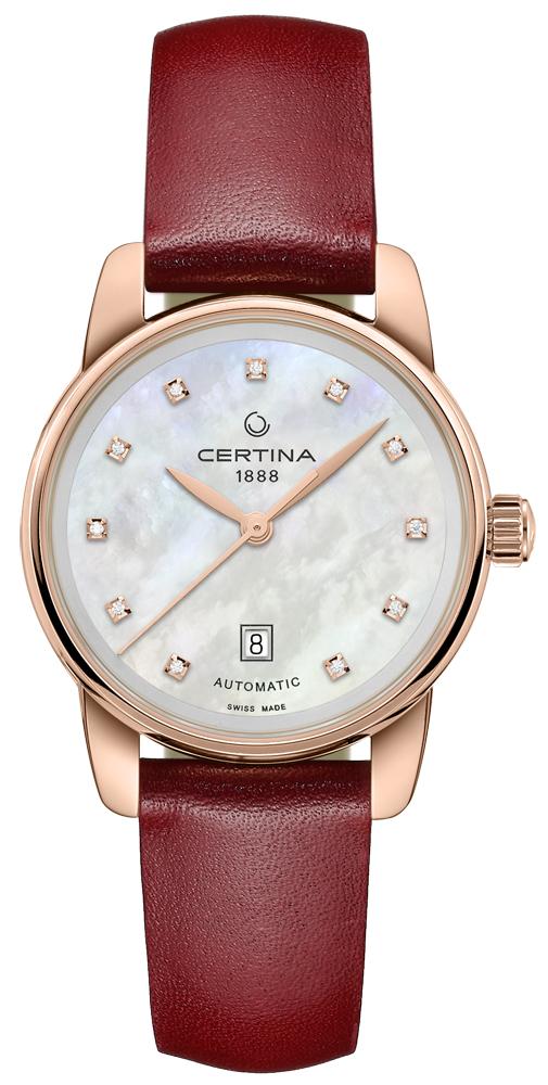 Certina C001.007.36.116.02 - zegarek damski