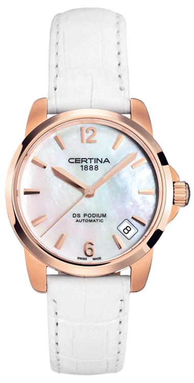 Certina C001.207.36.117.00 - zegarek damski