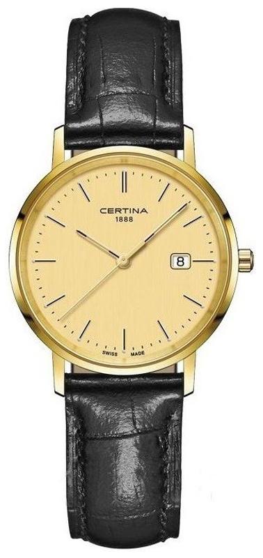 Certina C901.210.16.021.00 - zegarek damski