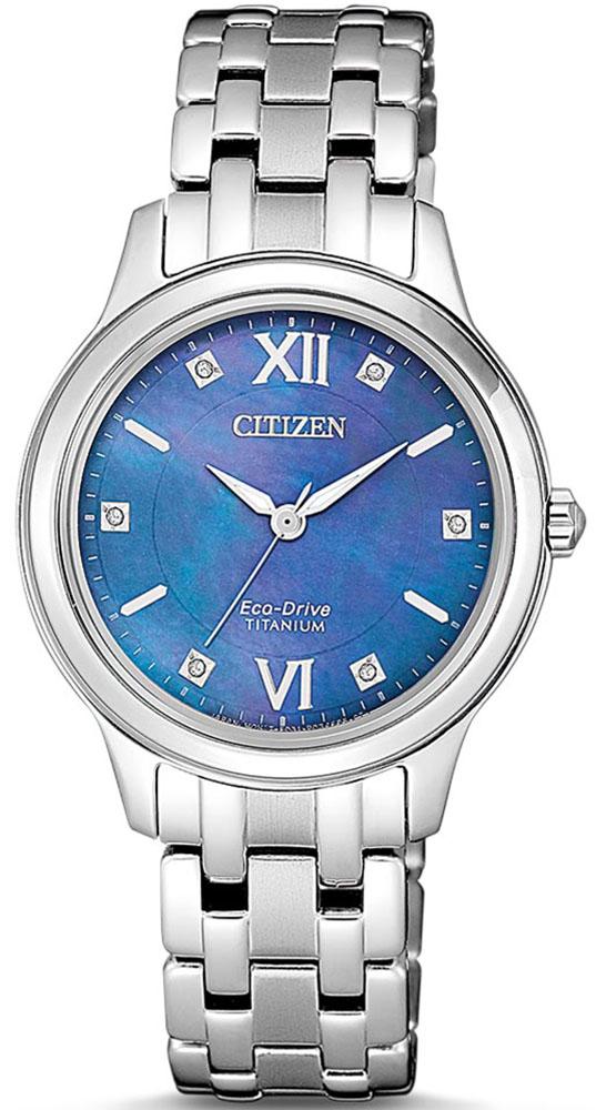Citizen EM0720-85N - zegarek damski