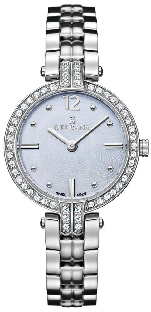 Delbana 41711.617.1.512-POWYSTAWOWY - zegarek damski