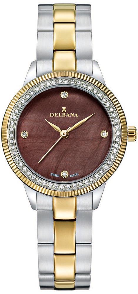 Delbana 52711.619.1.565 - zegarek damski